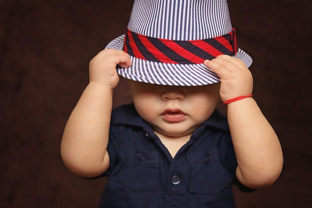 Babyfoto im Netz