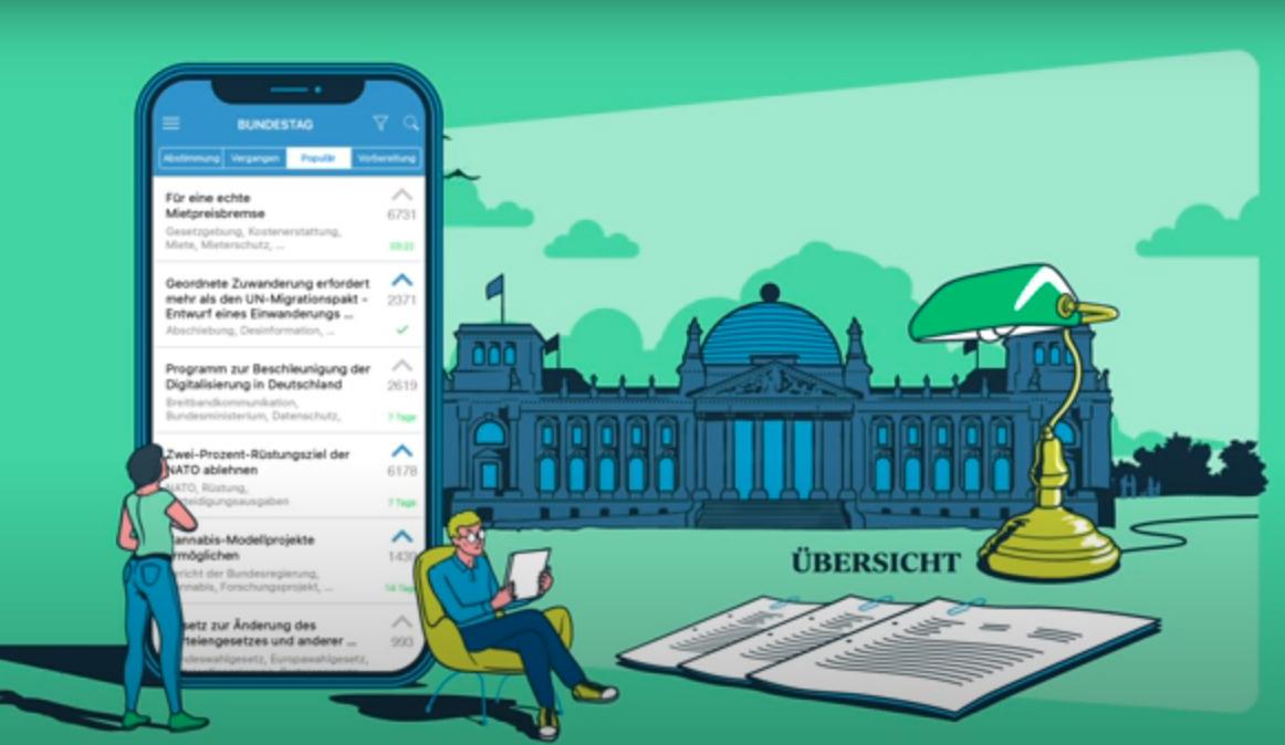 Democracy App