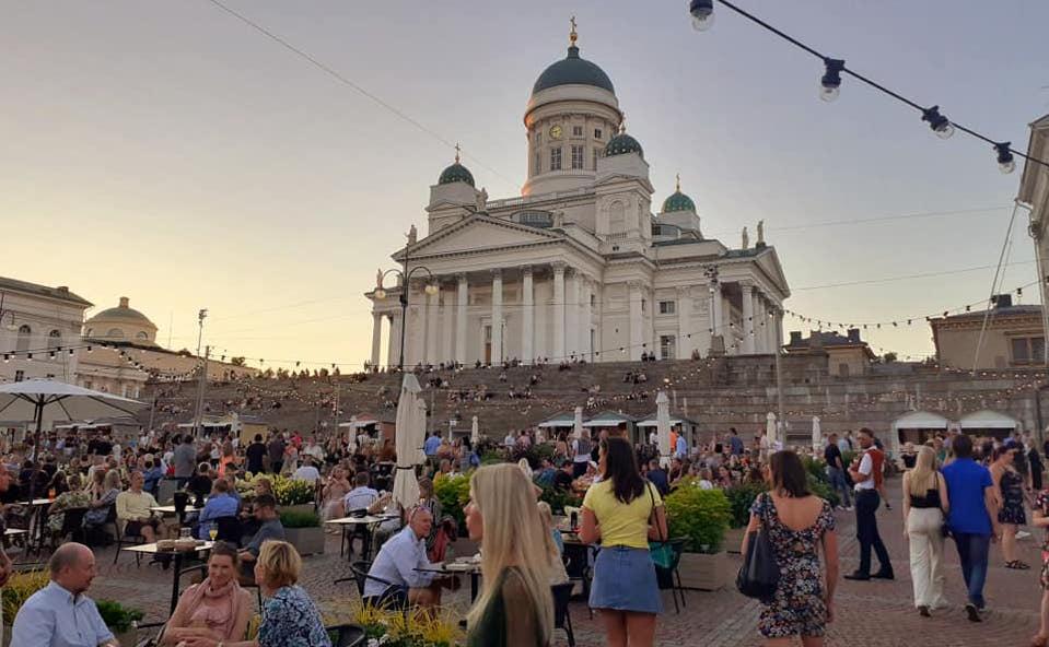 Corona-Regeln in Finnland