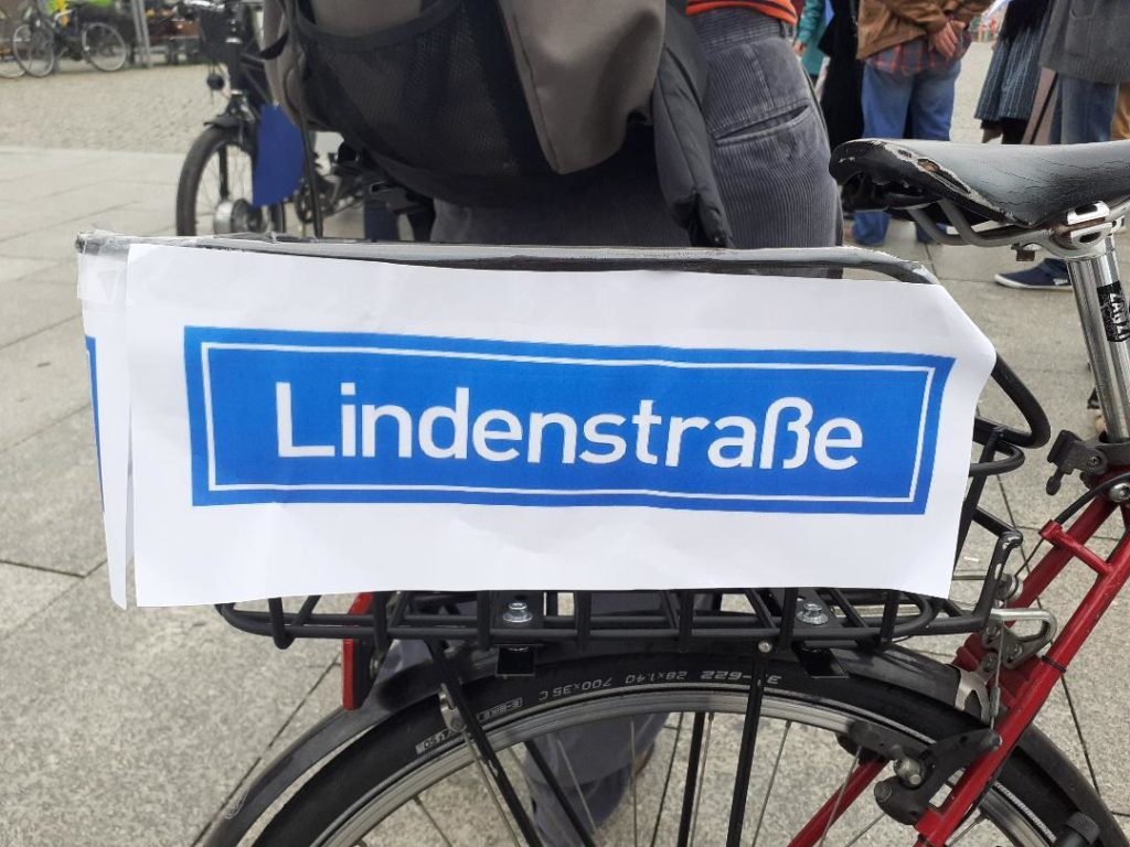 Lindenstraße Abgesetzt