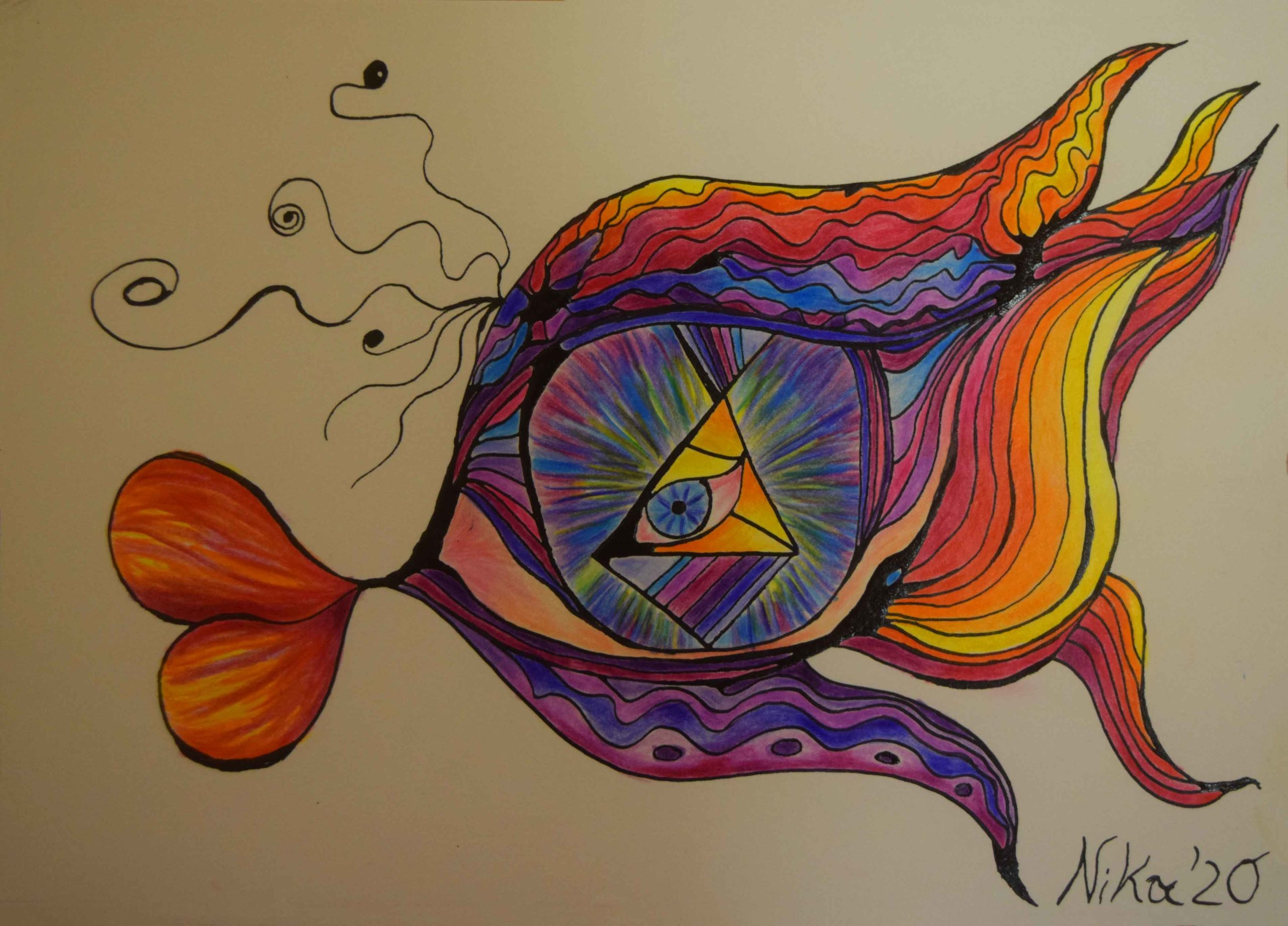 Kunst als Entspannung
