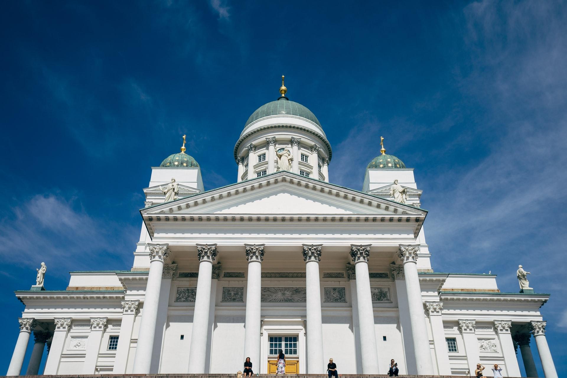 Hitze in Finnland 2021